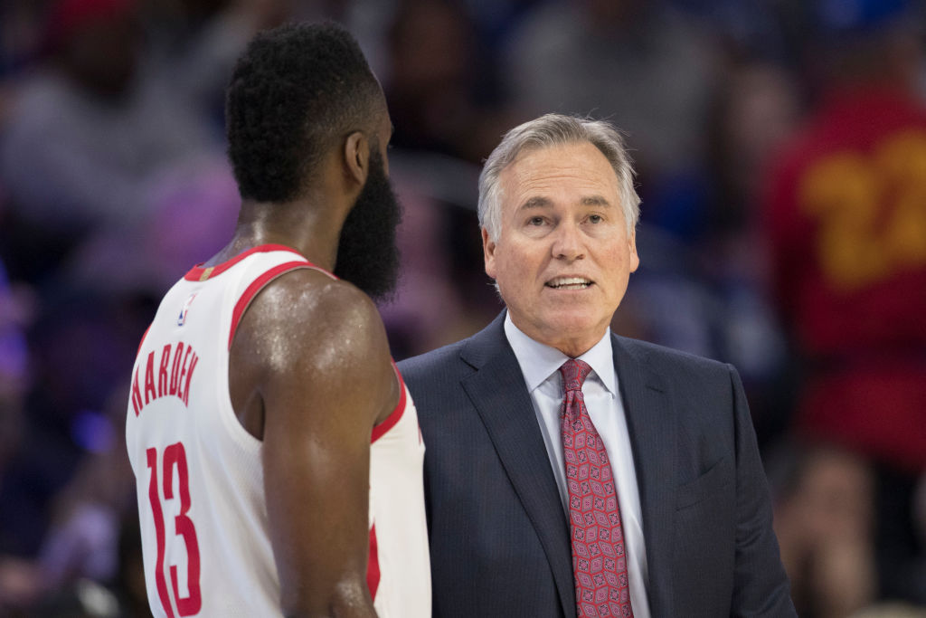 One rumor suggests that James Harden told Mike D'Antoni to trade Chris Paul during a game last season