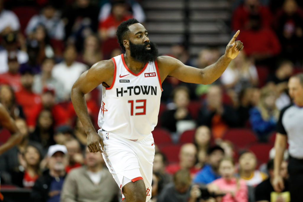 With a few more average (for him) seasons, James Harden could lock down one NBA record with plenty of career in front of him.