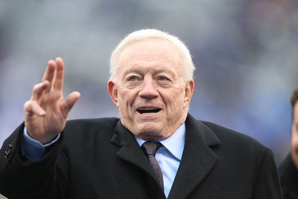 Jerry Jones met Bill Belichick in 1995, and the coach asked for a job.