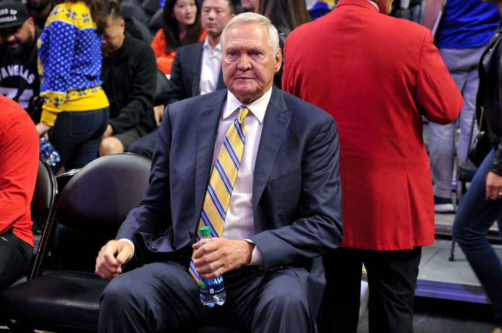 Jerry West says that he's never seen a team like the current Los Angeles Clippers before.