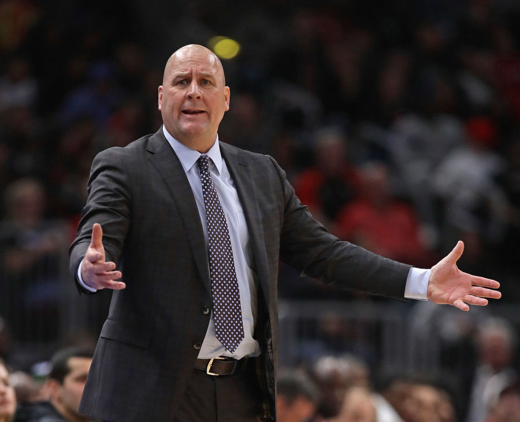 Jim Boylen doesn't have a long track record of success as a head coach, and the current Bulls coach seems destined to fail as an NBA bench boss.