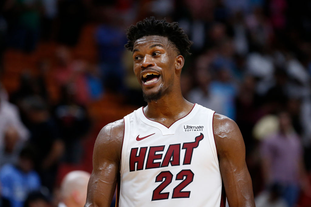 Jimmy Butler believes the Heat are legitimate NBA Finals contenders, and he might not be wrong.