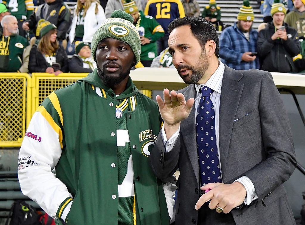 Monday Night Football commentator Joe Tessitore made a major mistake recently.