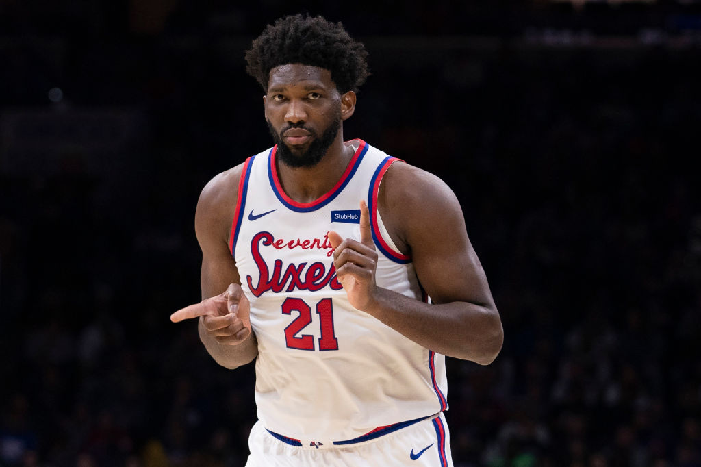 Joel Embiid is one of the league's most talented big men