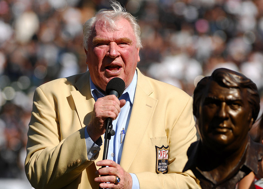 John Madden's coaching career was short, but he holds one record even Bill Belichick might not be able to break.