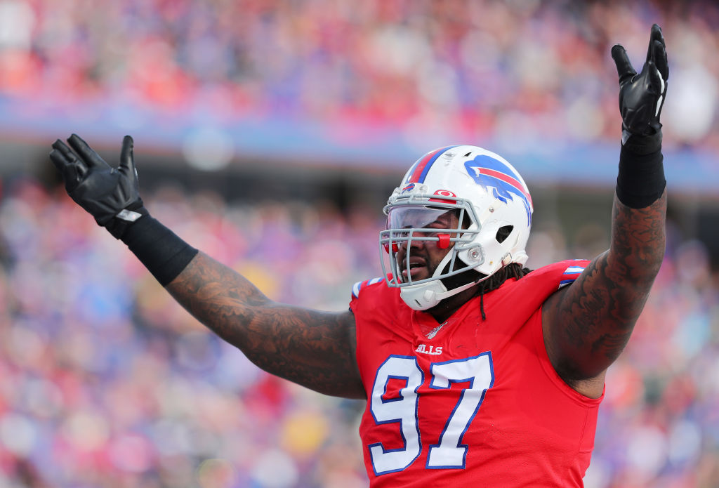 Th Buffalo Bills defense helped get the team back in the playoffs, and Jordan Phillips might be the key to the unit's success.