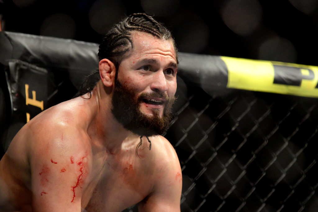 UFC fighter Jorge Masvidal is taking a page from the Conor McGregor playbook as he eyes his next career move.