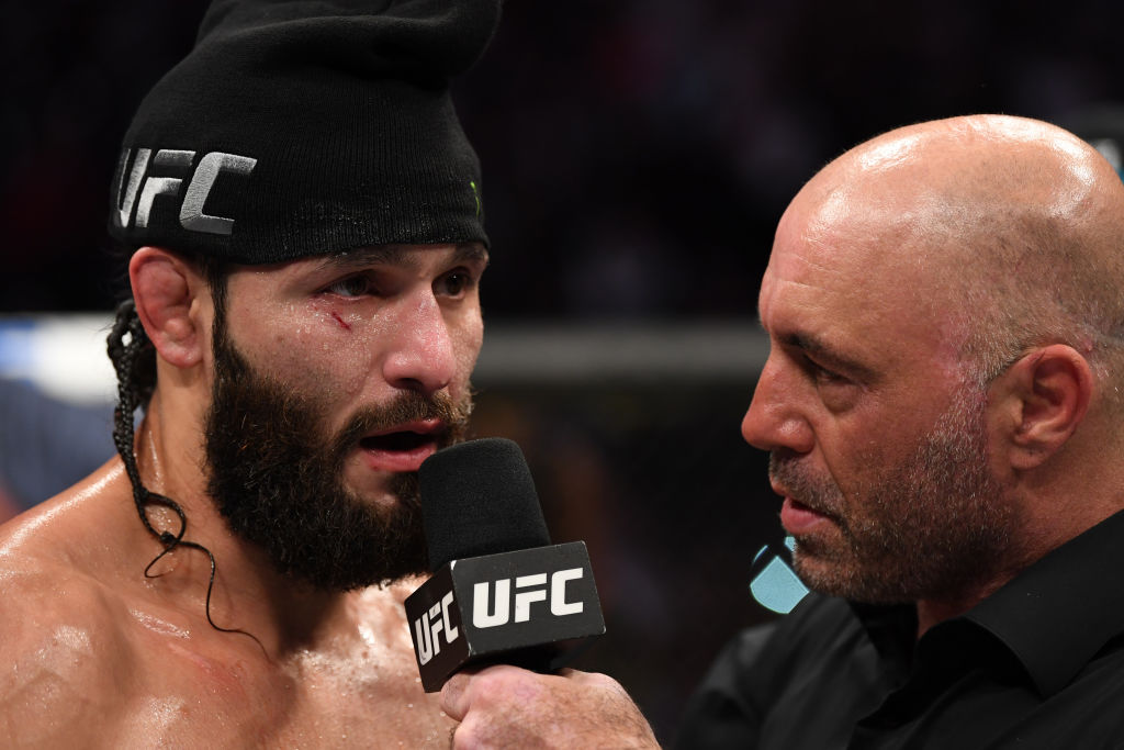 Jorge Masvidal is a big talker, and he directs many of his words at fellow UFC fighter Conor McGregor.