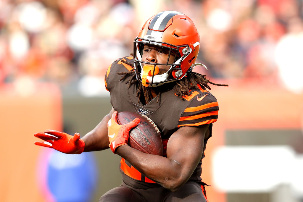 One comment by Browns running back Kareem Hunt shows why coach Freddie Kitchens might not be cut out for the NFL.