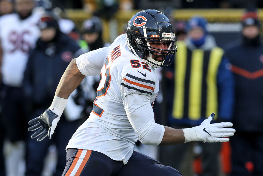 Khalil Mack is a star NFL player, and his excellence extends well beyond the sidelines.