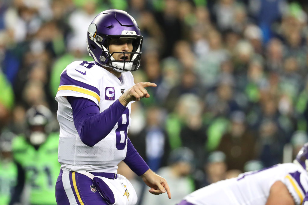 Kirk Cousins doesn't have the flashiest stats, but the Vikings' QB deserves to be in the NFL MVP conversation in 2019.