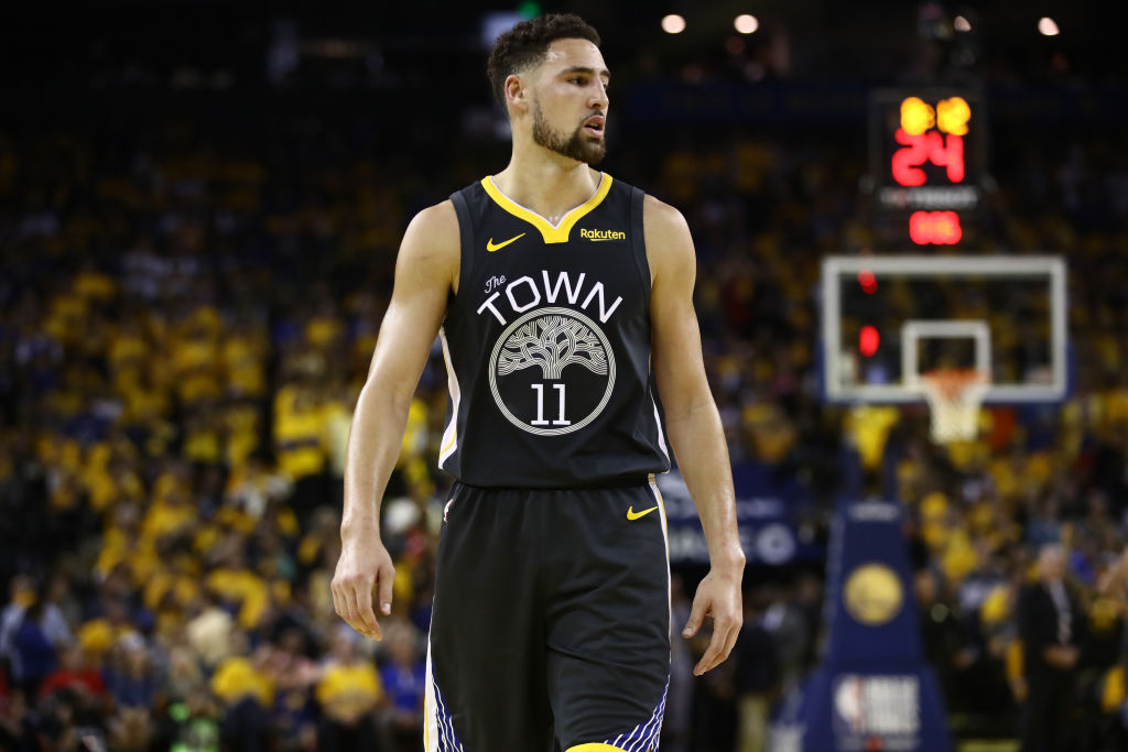 Klay Thompson spent his money frivolously when he entered the NBA, but he still owns one of the first things he purchased.