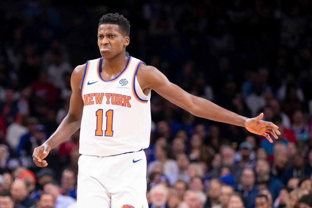 Picking Frank Ntilikina is one draft mistake the Knicks would like to take back.