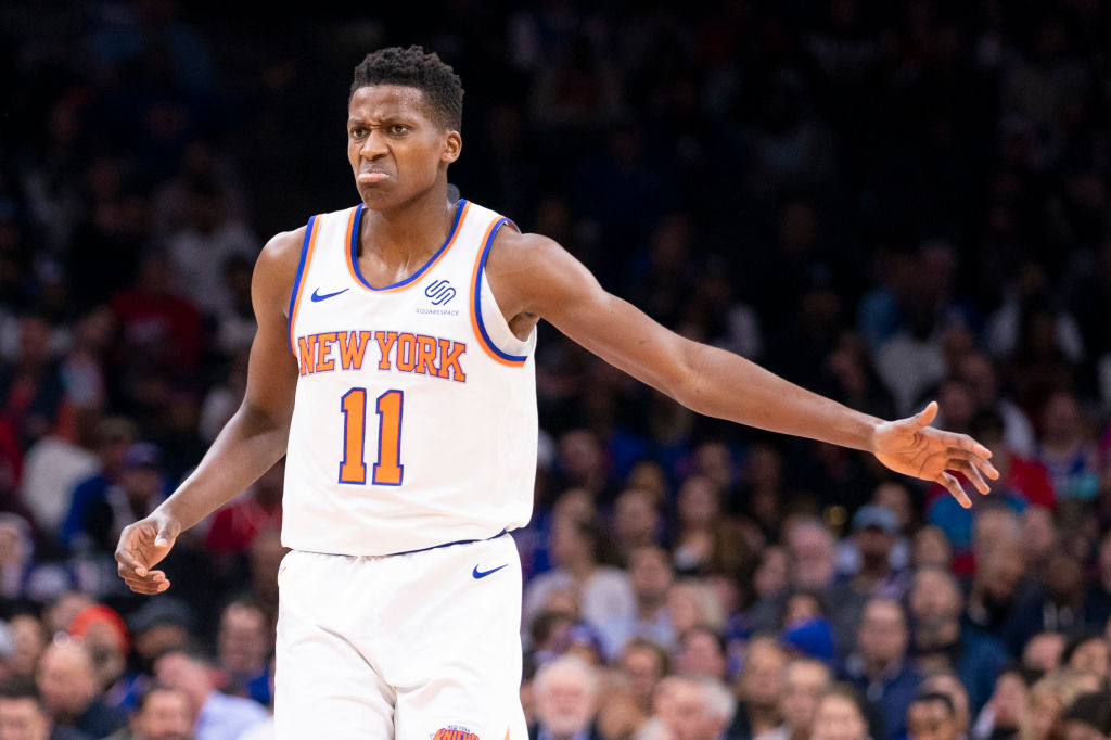 Picking Frank Ntilikina is one draft mistake the Knicks would like to take back.