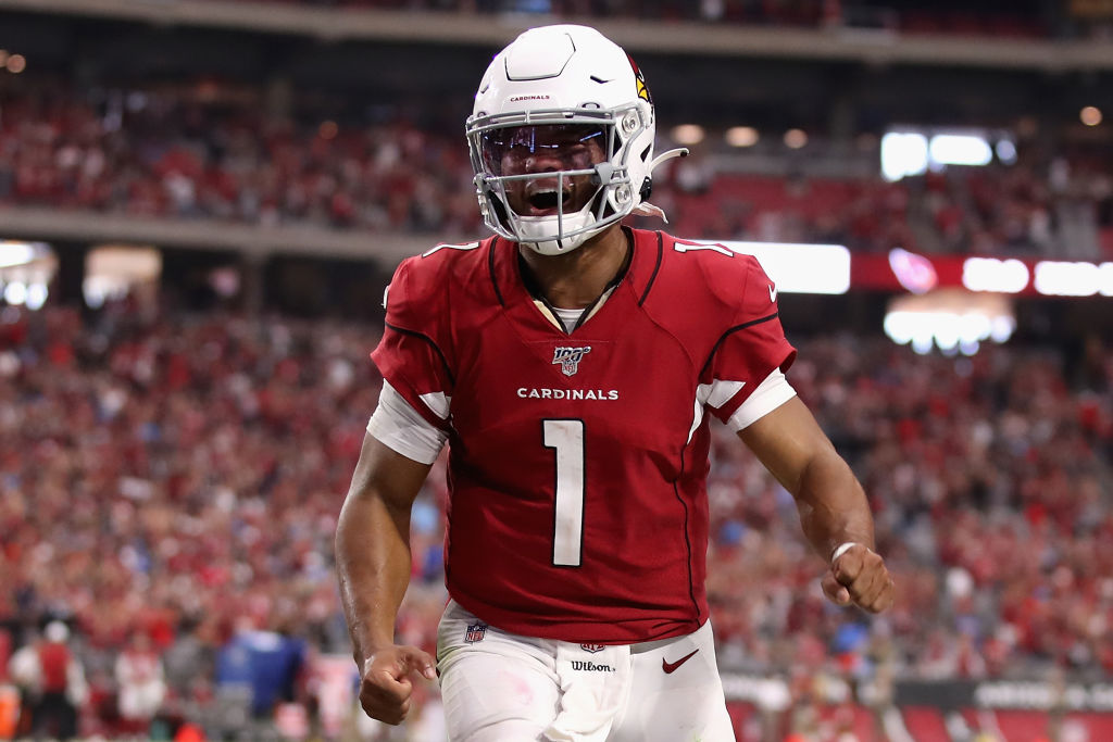 Josh Jacobs is a workhorse for the playoff-contending Raiders, but should Arizona QB Kyler Murray be the frontrunner for Rookie of the Year?