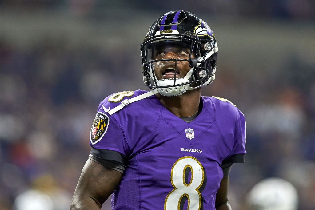 As Lamar Jackson and the Ravens prepare for a Super Bowl run, they could have God on their side thanks to some Baltimore clergymen.