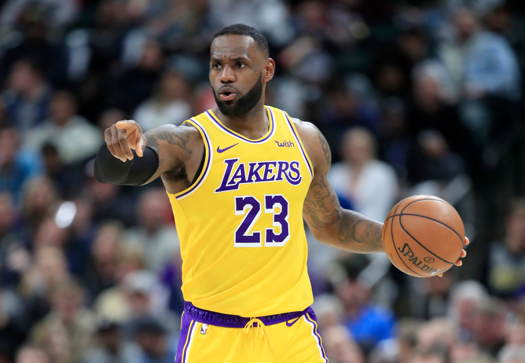 LeBron James turns 35 during the 2019-20 NBA season, but he might be having his best season as a pro as he leads the Lakers.