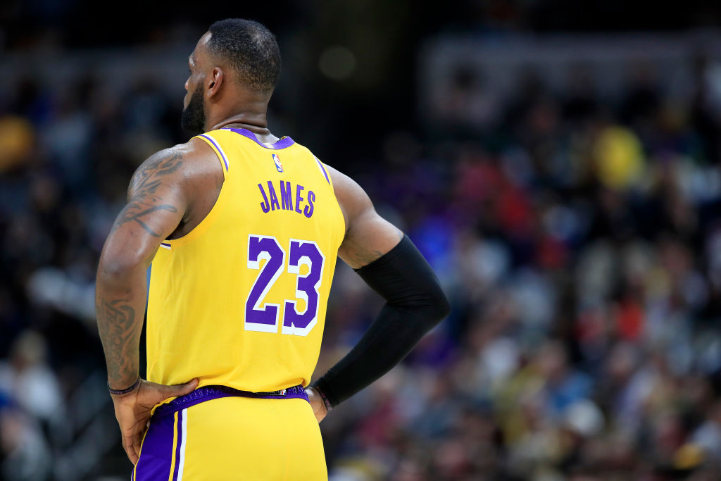 LeBron James continues to shine as one of the greatest players in NBA history