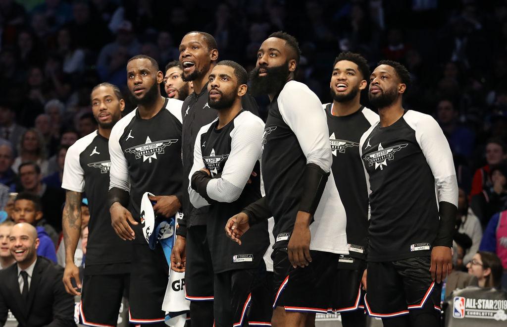NBA All-Stars 2019