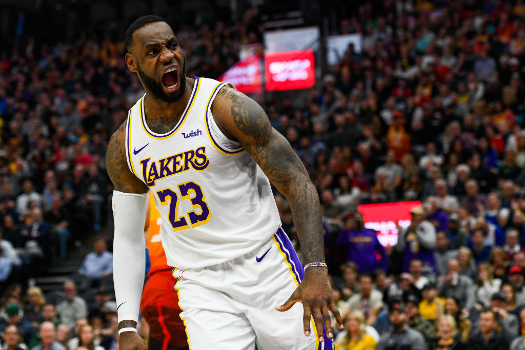 LeBron James has had a stellar career, but his 2019-20 campaign in his age 35 season is shaping up to be one of his best.