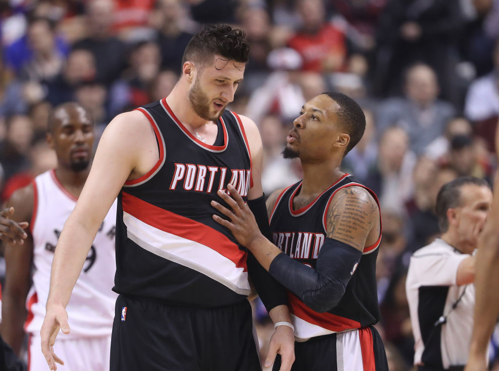 One disadvantage is keeping Damian Lillard and the Portland Trail Blazers from being Western Conference contenders.