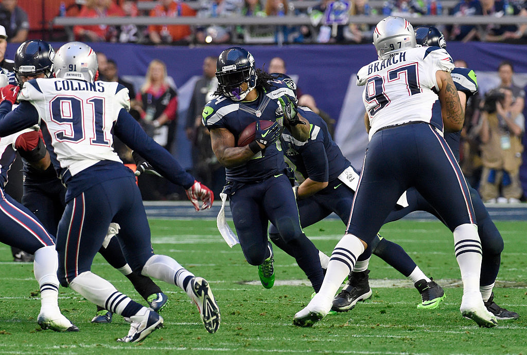 On Monday night, the Seattle Seahawks worked out a deal to bring Marshawn Lynch back.