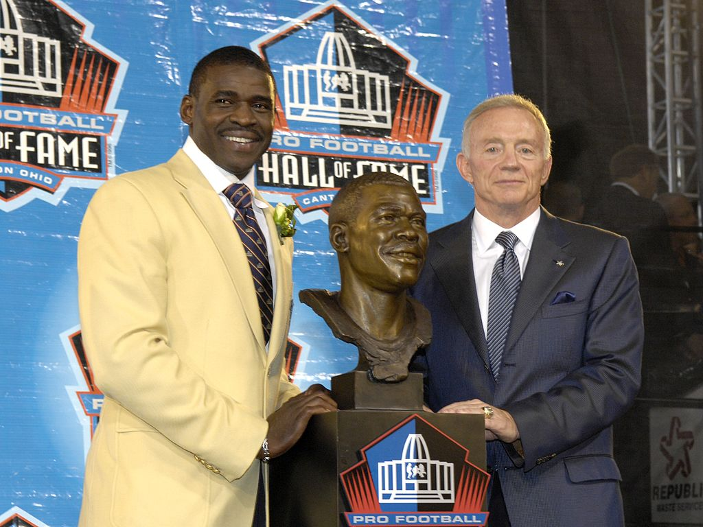Michael Irvin's involvement in a sex scandal wasn't enough to sever his relationship with Cowboys owner Jerry Jones.