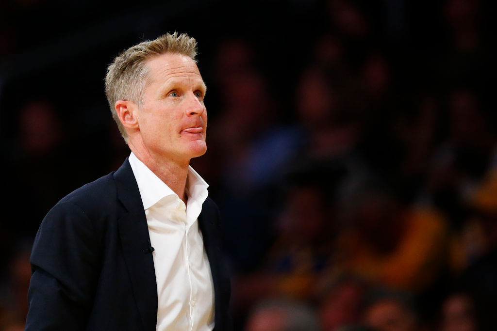 Steve Kerr said Michael Jordan had one big advantage against every opponent he played against.