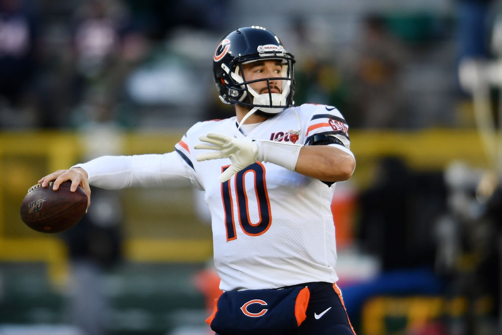 Based on the 2017 NFL draft, Mitchell Trubisky will be forever linked to Patrick Mahomes.