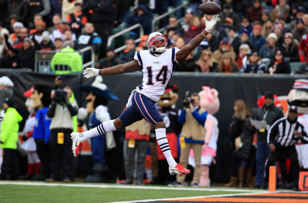 Ever since joining the Patriots, Mohamed Sanu hasn't hit his stride.