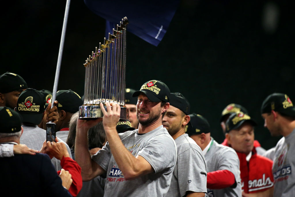Aside from winning the first title in franchise history, the Washington Nationals' World Series win broke the mold in an unprecedented way.