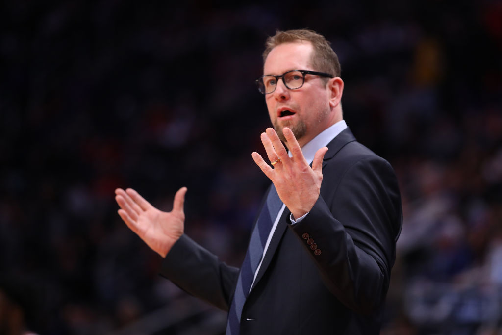 Given the roster shakeup and injuries early in the 2019-20 season, the Raptors' Nick Nurse should be on the shortlist to win NBA Coach of the Year.