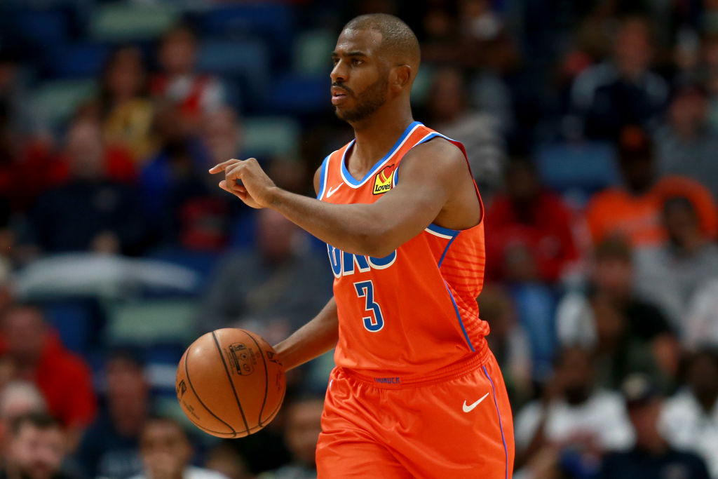 Trading Chris Paul for assets might not be as easy as the Oklahoma City Thunder expected.