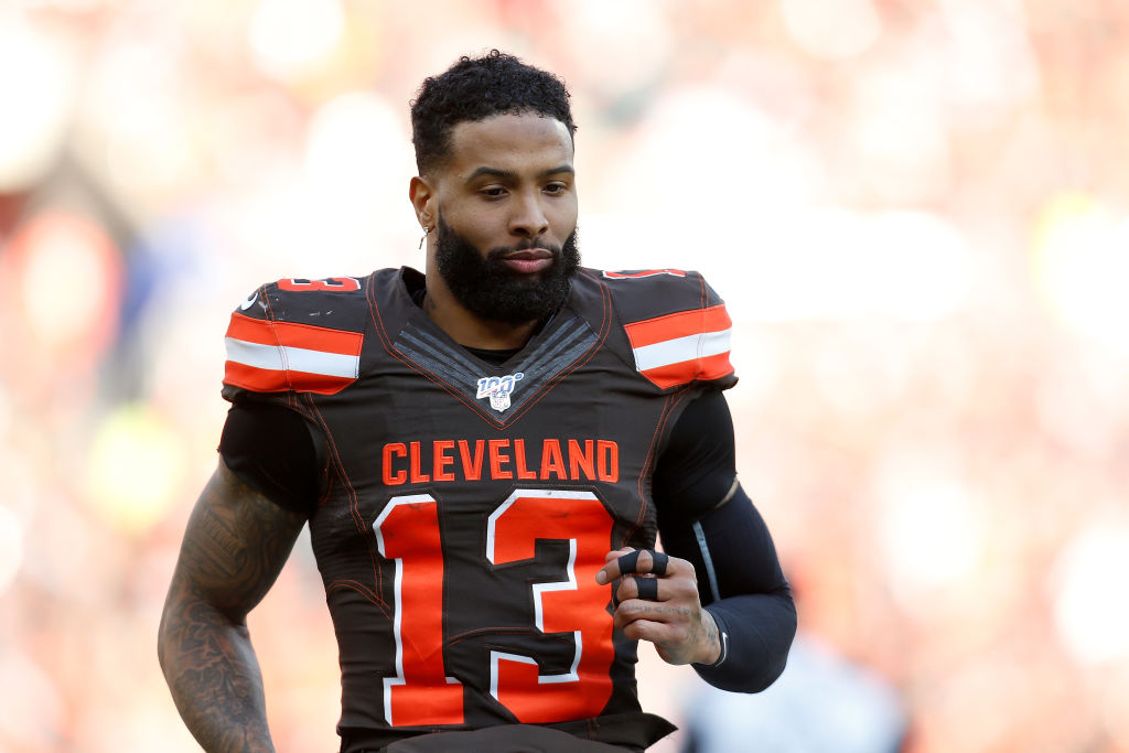 Browns Odell Beckham Jr.