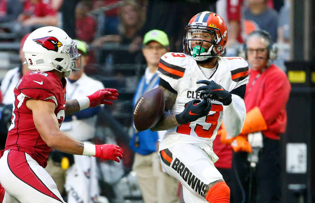 Odell Beckham Jr. has had a quiet season (on the field) with the Browns. Is it a one-off, or is he regressing?