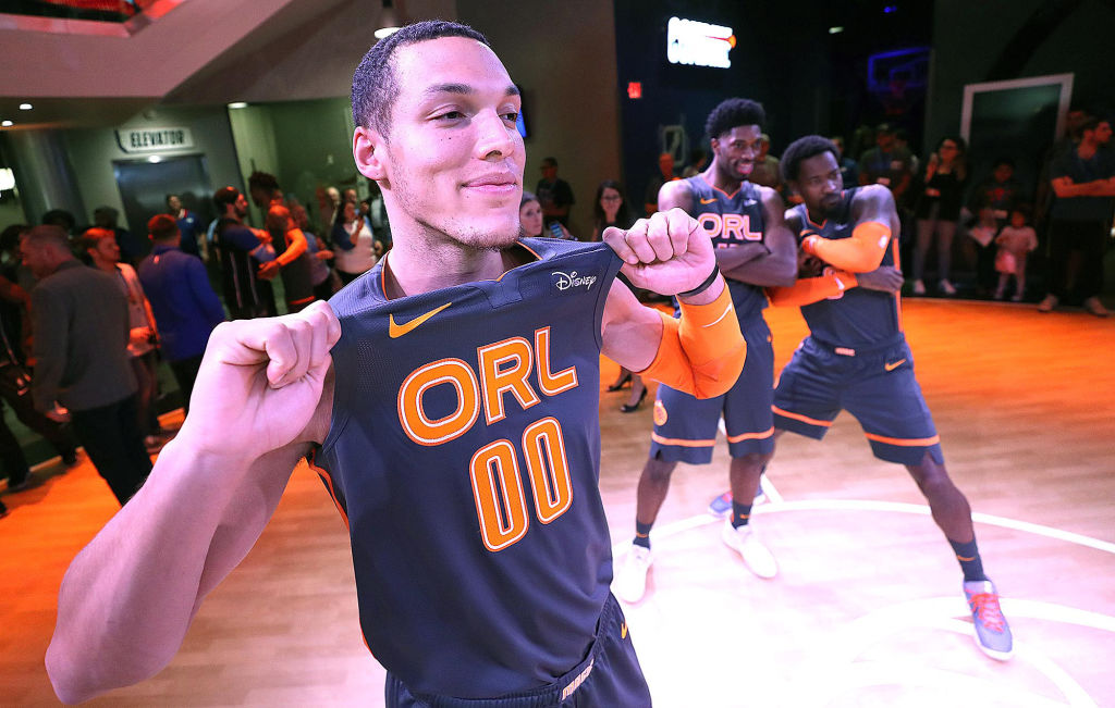The Orlando Magic added orange to their special-edition uniforms in 2019-20 for a good reason.