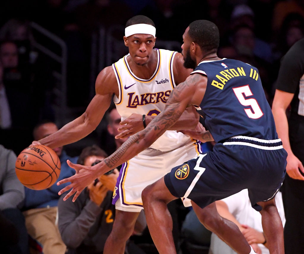 Rajon Rondo has his sights on being a coach, and one sign points to him eventually being a good one.