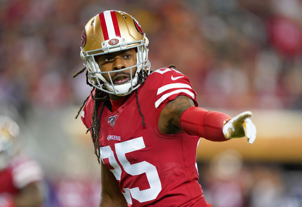 Richard Sherman talks a fierce game, but he has a heart of gold underneath his shoulder pads.