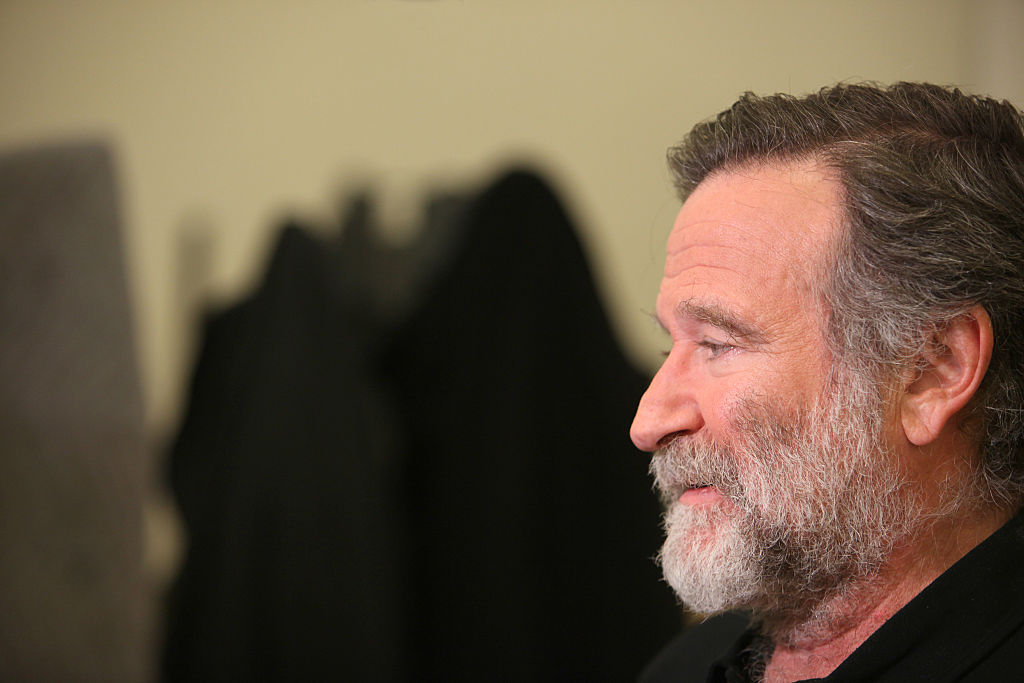 Robin Williams took his own life in 2014 after a lifelong battle with substance abuse