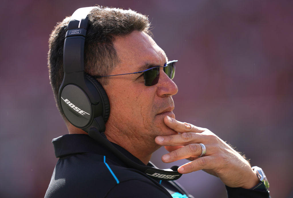 Ron Rivera will need plenty of help getting the Washington Redskins back on track.