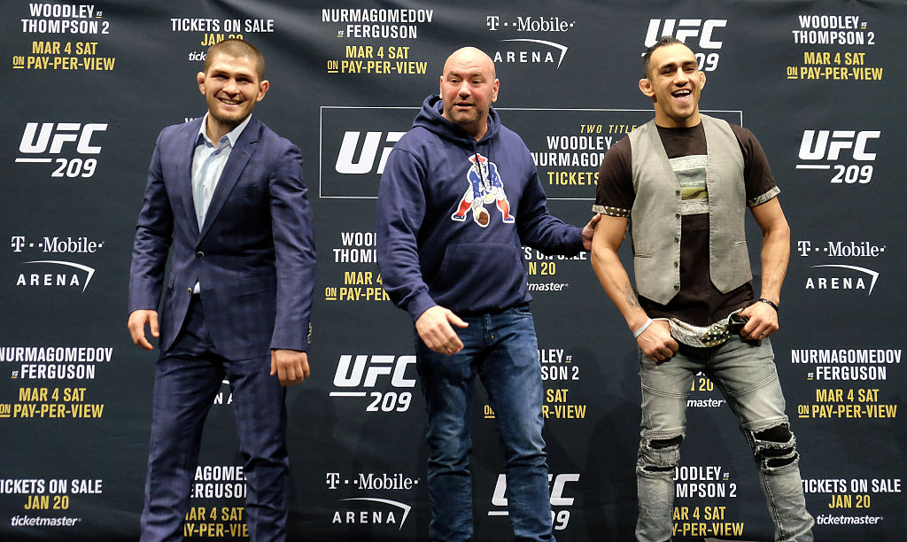 Khabib Nurmagomedov is one of the most dominant fighters in the UFC, and Tony Ferguson will face him in April 2020.