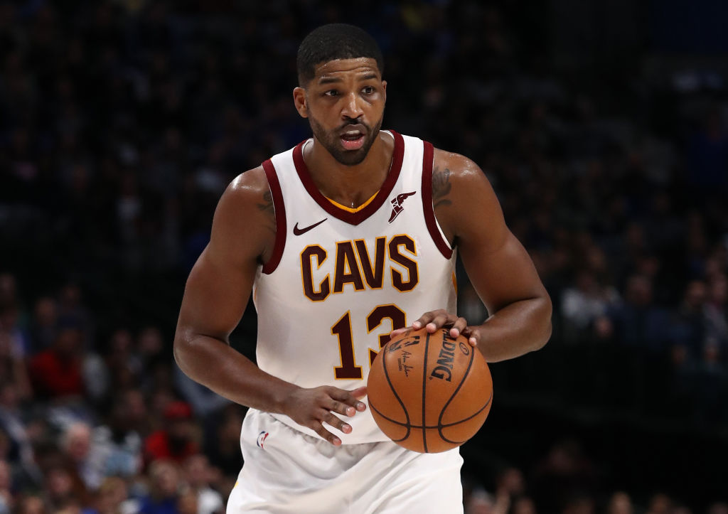 Tristan Thompson worked hard to get in shape before the 2019-20 season, and it paid off.