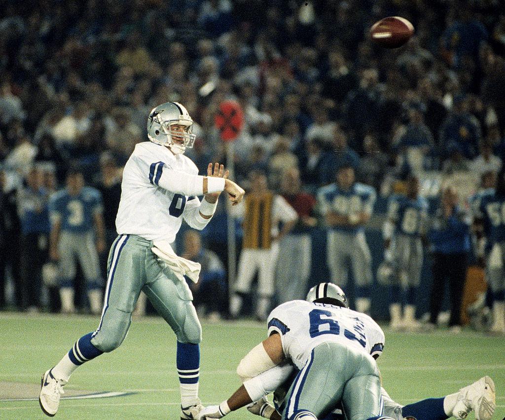 Former Cowboys quarterback Troy Aikman says owner Jerry Jones is making life tougher on head coach Jason Garrett.