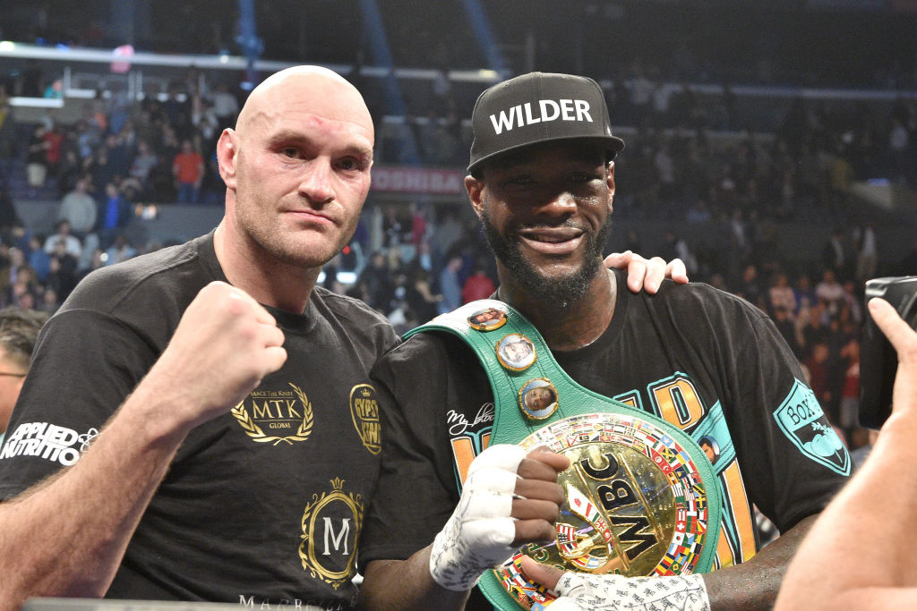 Deontay Wilder and Tyson Fury will put on another show this February
