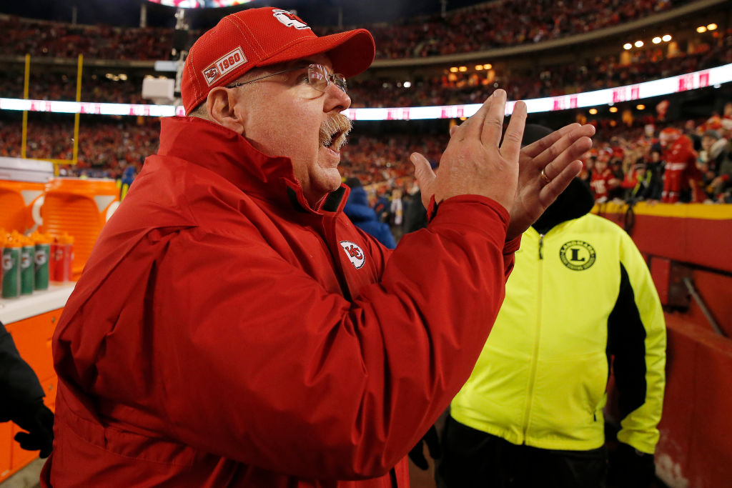 Both the Kansas City Chiefs and their head coach Andy Reid have a history of playoff struggles.