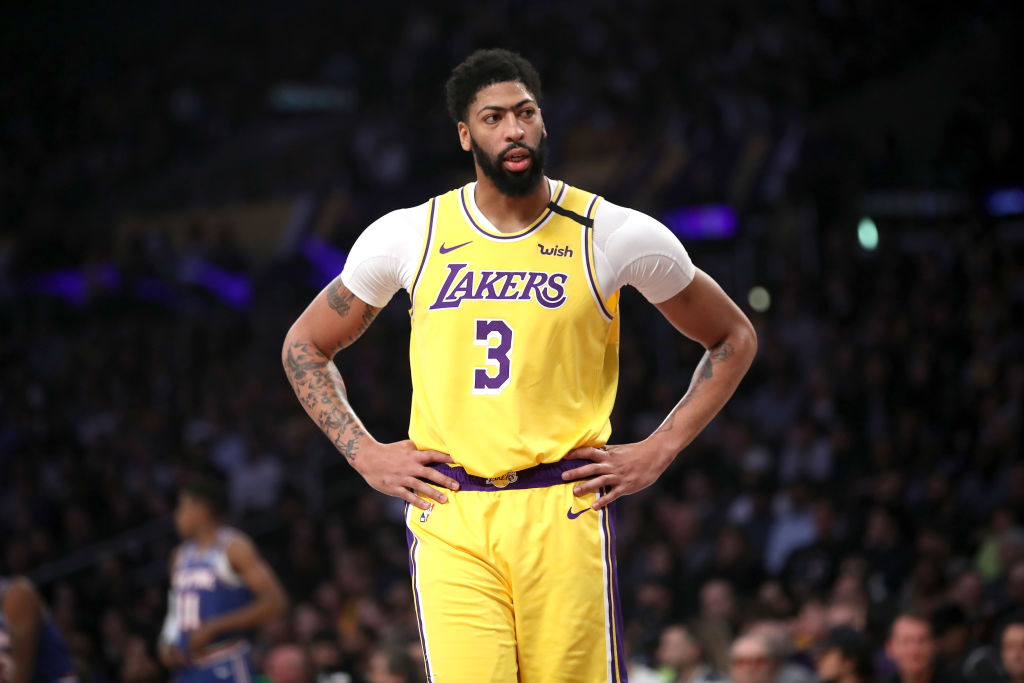 Anthony Davis declined a max contract extension from the Los Angeles Lakers.