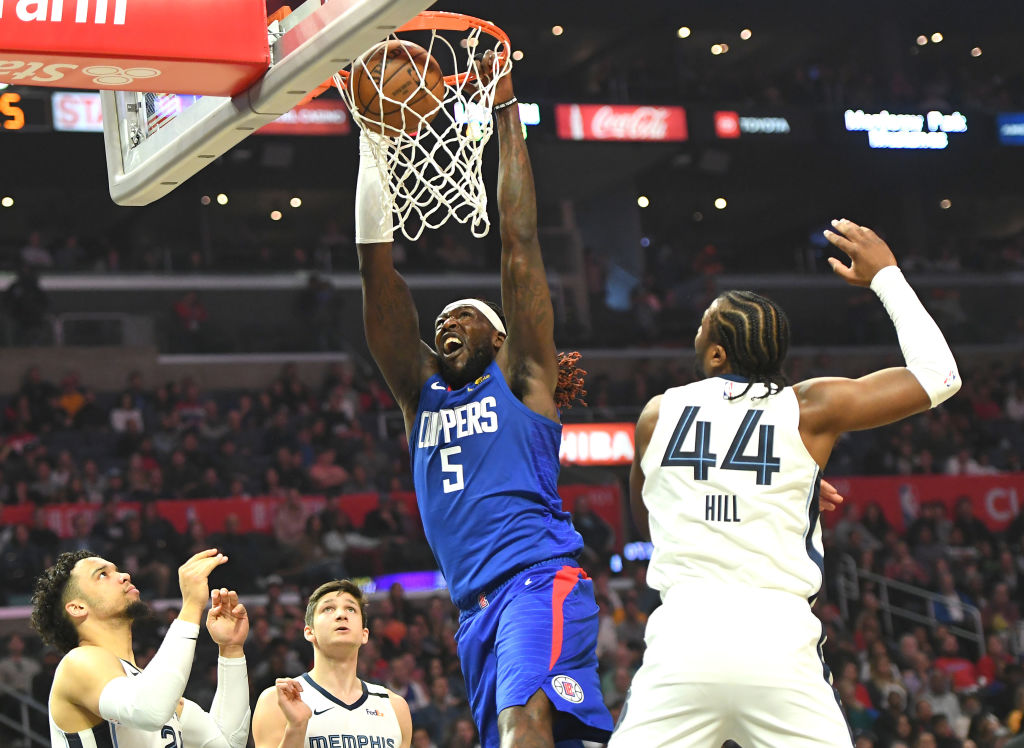 How the Clippers handle Montrezl Harrell this season could tell us everything we need to know about how they see themselves among NBA title contenders.