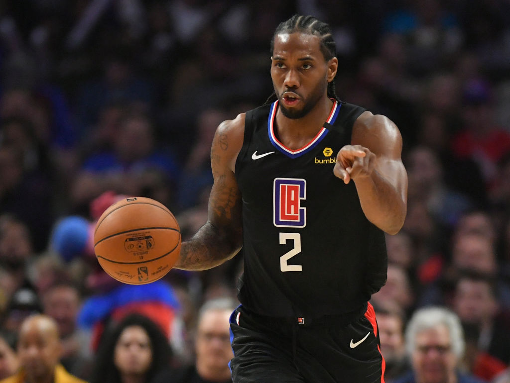 Kawhi Leonard may be new to the Clippers, but he's already rubbing off on his teammates, who have taken after Leonard in one crucial way.