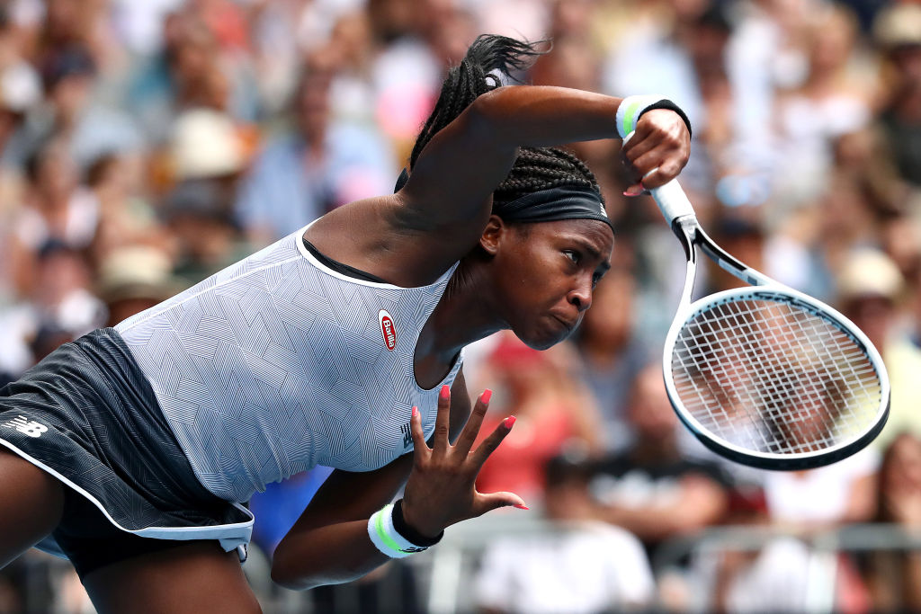 Coco Gauff is a rising star in tennis, and she might be unlike any phenom the sport has ever seen before.