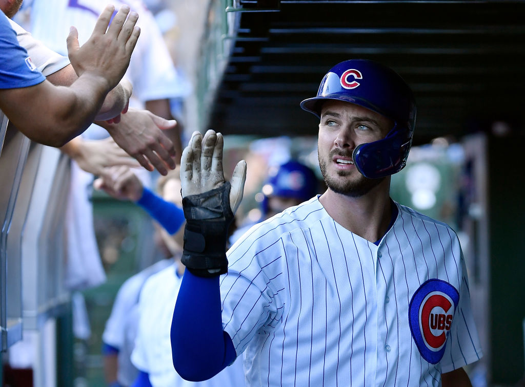 Spring training isn't too far away, and the Chicago Cubs have a lot of work to do before the season starts.